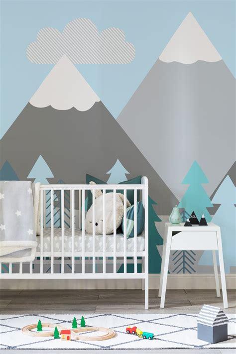The 25+ Best Ideas About Nursery Murals On Pinterest