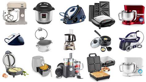 kitchen appliances   amazon black