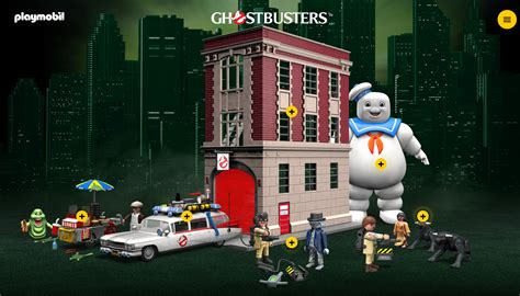 Egon And Janine Sound The Alarm The Playmobil Ghostbusters Are On The