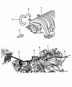 2000 Jeep Grand Cherokee Hose Diagram