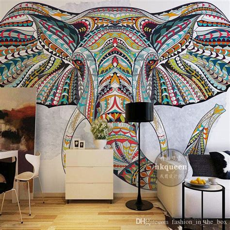 Animal Wallpaper For Walls - custom 3d wallpaper for walls 3d animal totem photo