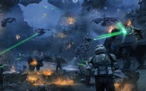 Star Wars Battlefront Battle
