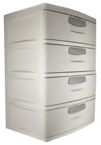 sterilite 01748501 heavy duty 4 drawer cabinet unit garage bed utility storage ebay