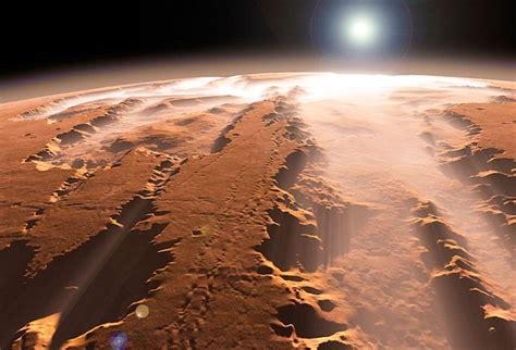 martian atmosphere planetary sciences