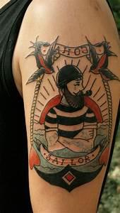 old school / traditional nautic ink - sailor | tattoo ...