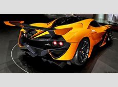 1000HP 2017 APOLLO ARROW Full Tech Specs, Animations and