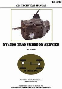 Nv4500 Manuals