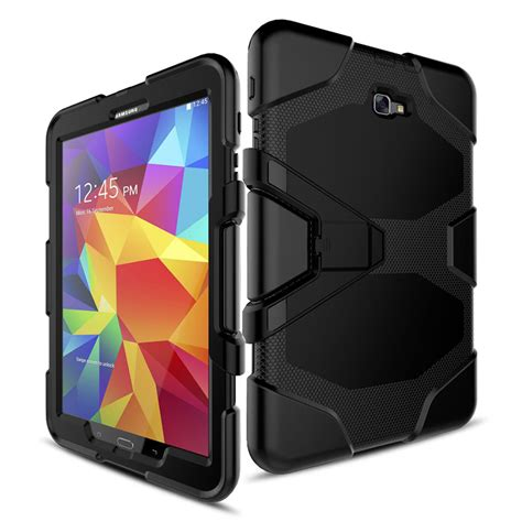 heavy rugged shockproof cover stand for samsung
