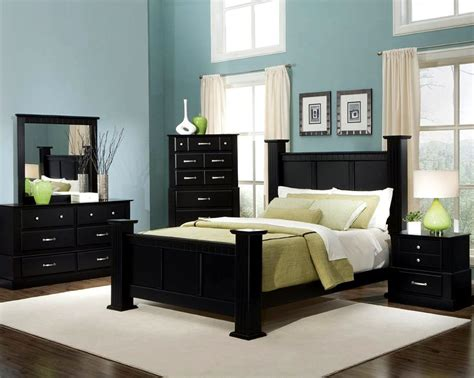master bedroom paint colors  dark furniture home