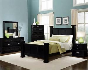 Black, Bedroom, Furniture, Set, Full, Bedroom, Furniture, Sets, Bedroom, Interior