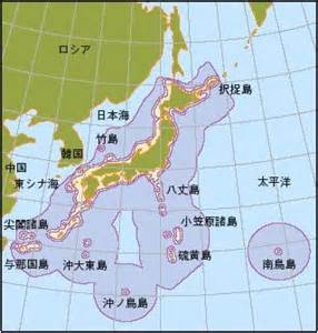 排他的経済水域:の図は「日本の排他的経済水域 ...