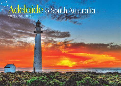 calendar adelaide south australia wall calendar