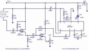 Secret Diagram  Simple Electronic Circuit Diagram Of Project