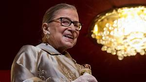 Justice Ginsburg Will Make Her Operatic Debut â Sort Of ...