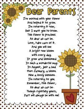 day of school poem for parents search 413 | 6bd03baec01833e8bb6021975c35a7ec