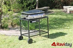 Bouteille De Gaz Pour Barbecue : chariot universel pour plancha poser campingaz ~ Dailycaller-alerts.com Idées de Décoration