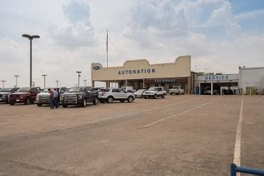 autonation ford south fort worth dealership  fort worth