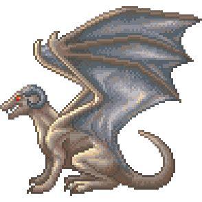 Dragon Cave - Dragon - Nocturne F003