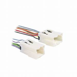 Car Stereo Cd Player Wiring Harness Adapter Cable