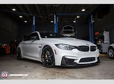 Alpine White BMW M4 With HRE Wheels By Wheels Boutique