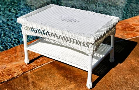 wicker patio coffee table wicker coffee table and chairs for your home the decoras 1522