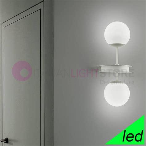applique moderna lade applique a parete moderne illuminazione di
