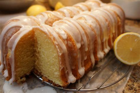 lemon pound cake  buttermilk pound cake passion