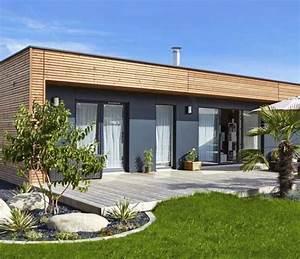 Maison écologique En Kit : les avantages du bois dans la construction de maison une maison en bois cologique ~ Dode.kayakingforconservation.com Idées de Décoration