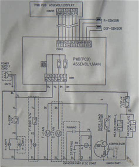 refrigerador lg no tarjeta electr 243 nica quemada