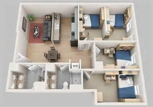 One Bedroom Apartments Gainesville by City Apartment Floorplan Icon Laurels Bangalore