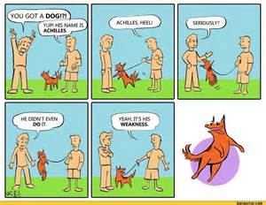 Funny Dog Cartoons Comic Strip
