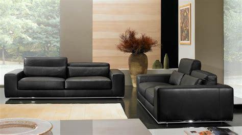 canape cuir moderne salon canape moderne