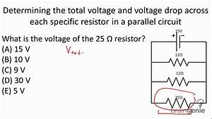 Physics 6.2.5.1 Determining the total voltage and voltage ...