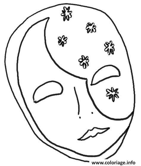masque a colorier et a imprimer gratuit coloriage carnaval masque pour le mardi gras jecolorie