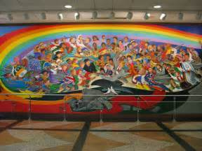 denver international airport mural pictures azzme