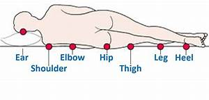 Human Body Diagram Pressure Ulcer