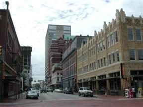 Downtown Waco Texas