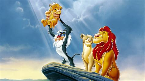 lion king il  leone wallpaper  fanpop