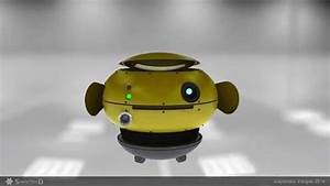 Weebo - Modelado de un Robot (Hard Surface Modeling ...