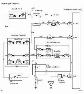 2010 Tacoma Radio Wiring Diagram