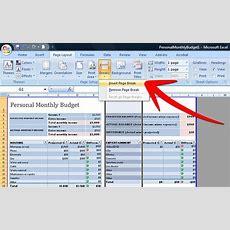 Insert Multiple Page Breaks In Excel 2007 Rantkedown