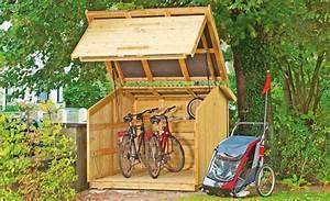 Schuppen Selber Bauen : fahrradbox bikeport schuppen ~ Michelbontemps.com Haus und Dekorationen