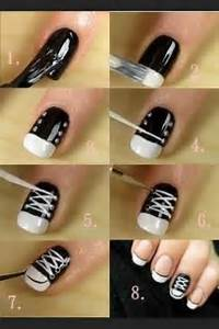 Diy nail art designs step by tutorials inspiring