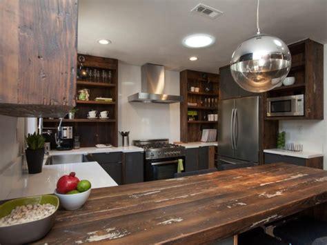 rustic modern kitchen design m 225 s de 40 cocinas r 250 sticas que debes ver estreno casa 5014