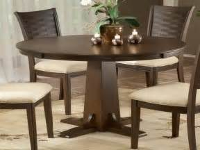 dining room contemporary round dining room table sets