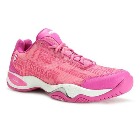 prince womens  lite tennis shoes pink pink   tennis