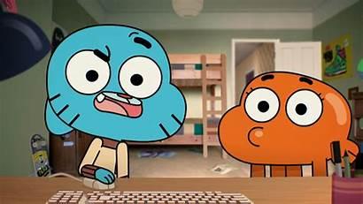 Gumball Amazing Darwin Cartoon Network Ripoff Shows