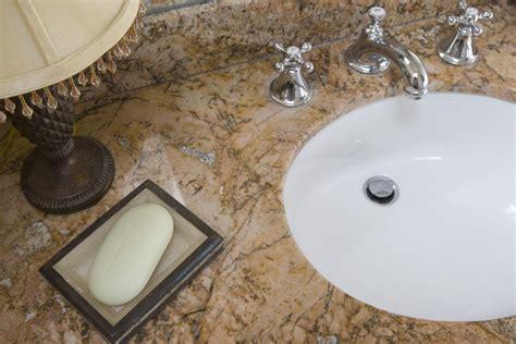 pros  cons  popular bathroom countertop materials