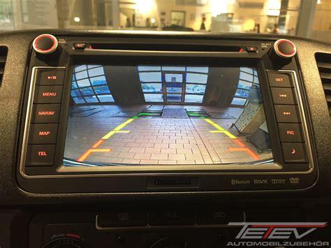 vw t5 rückfahrkamera clarion navigation und mini r 252 ckfahrkamera vw t5