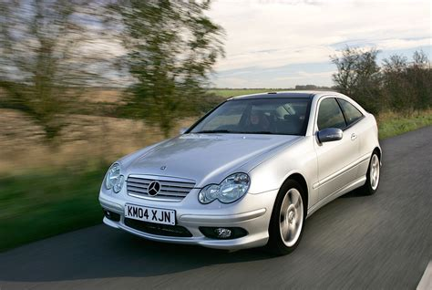 But to give you some idea, our. Mercedes-Benz C-Class Sports Coupé Review (2001 - 2008 ...